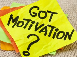 motivation post it