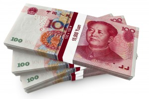 Chinese currency china