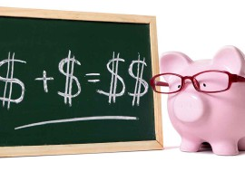 money piggy bank smart save savings
