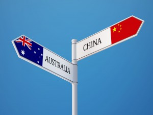 Australia china property market
