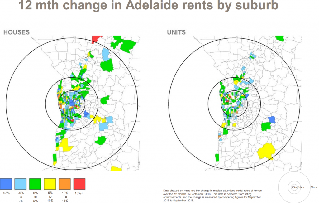 Adelaide Rentals