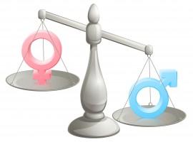 men women inequality