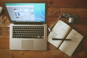 Personal finance blogs.