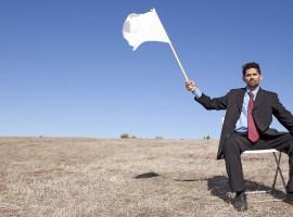 Debt-White-Flag
