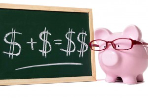 money piggy bank smart save savings