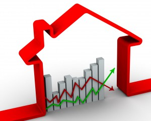 Settled home sales have continued to trend lower