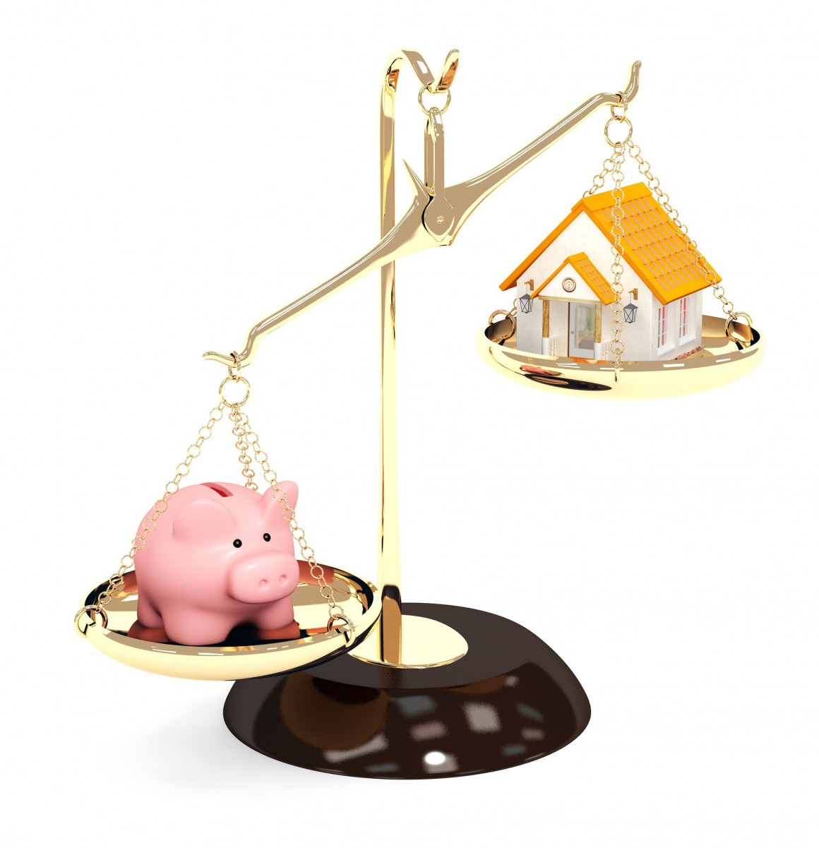 Take the profit from second property