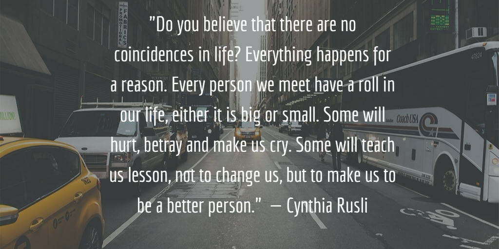 18 Quotes About Why Everything Happens For A Reason